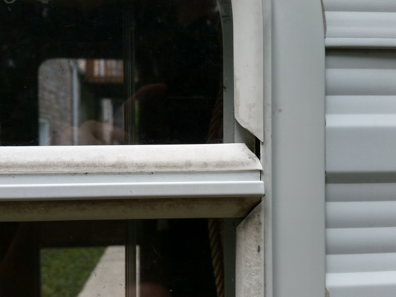 How Do I Fix Shrunken Window Seals See Photos Sunline